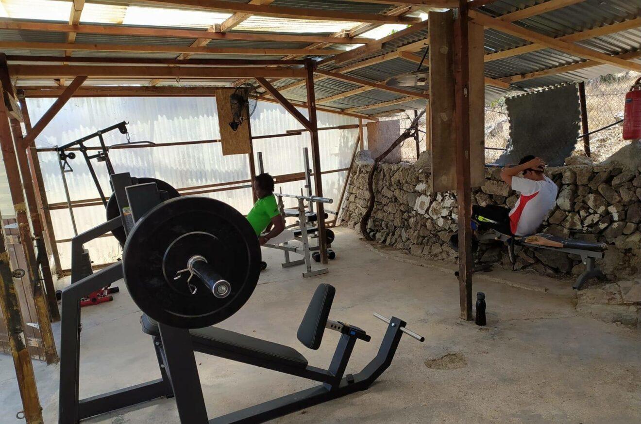 Fitnessstudio, Café, Upcycling und mehr wechselnde Geschichten